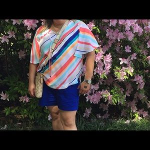 STYLUS Tops - Colorful Blouse